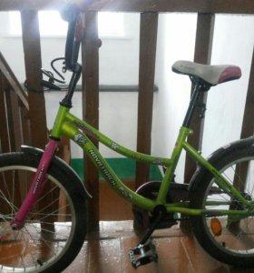 Велосипед подростковый до 10 лет