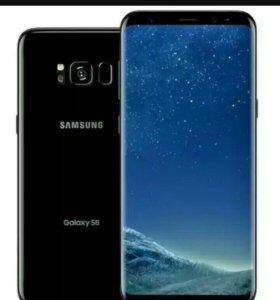 Samsung GalaxyS8+черный бриллиант