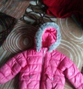 Курточка детская и брючки