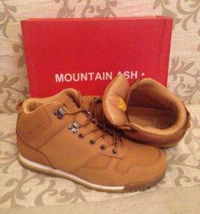 Ботинки Mountain ASH нубук
