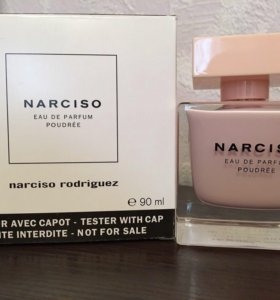 ✔️ TESTER Narciso Rodriguez Narciso Poudree