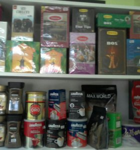 Кофе и чай импорт