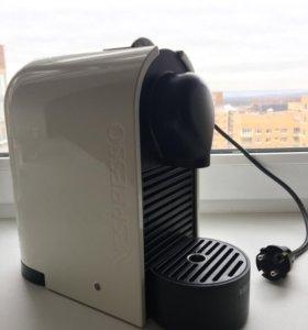 Кофемашина на капсульного типа Nespresso Krups U