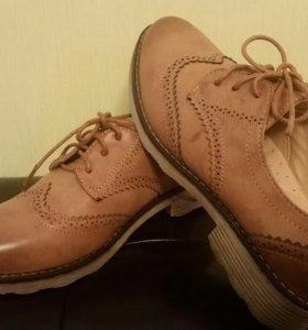 Ботинки Лофферы