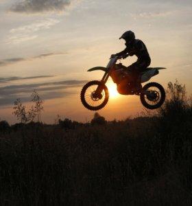 Прокат мотоциклов эндуро