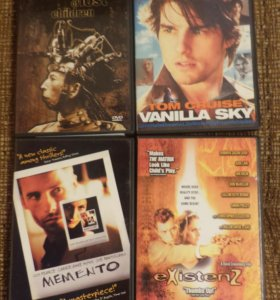 DVD-диски на английском языке
