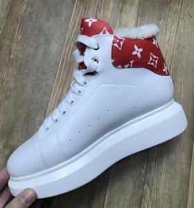 Supreme кроссовки