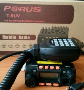 Радиостанция PARUS T-9UV