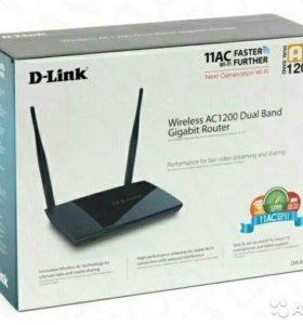 Роутер D-Link DIR-825 802.11/ac