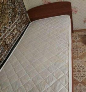 Кровать односпалка