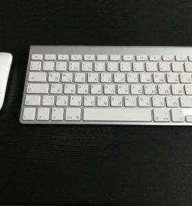 Клавиатура Apple Wireless Keyboard Bluetooth (A131