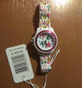 Детские наручные часы тик-так н109-3 воздуш шары