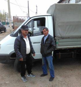 газель бортовая 3302