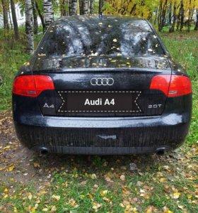 Audi A4 2.0CVT, 2008, седан