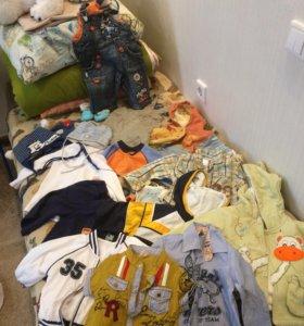 Детские вещи все за 1000 рублей
