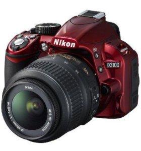 Nikon d3100 VR Kit 18-55mm