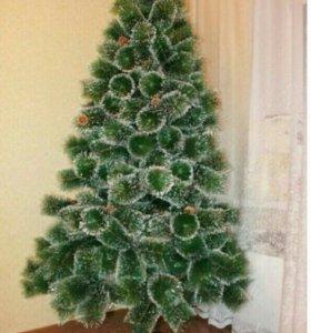 Пушистая Новогодняя Ёлка елка ель