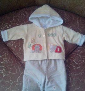 Детский костюм для маленькой принцессы.Осень-весна