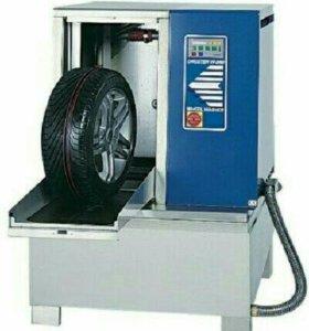 Drester W-550 Автоматическая мойка колес гранулами