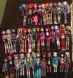 куклa Monster High (оригинал)