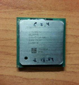 Intel Celeron (2.4 ггц, Socket 478)