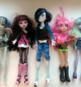 Куклы Monster High ( пересыла нет)