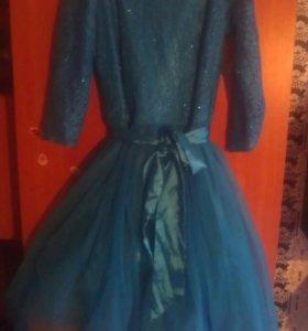 Новое платье!пышное