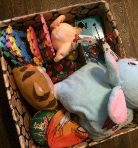🔆Коробка игрушек