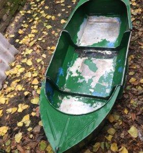 Лодка малютка одноместная