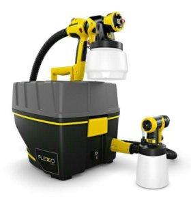 Краскопульт WAGNER Universal Sprayer W890 Flexio