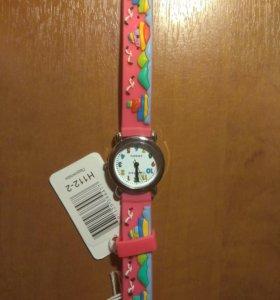 Детские наручные часы тик-так н112-2 пароходы