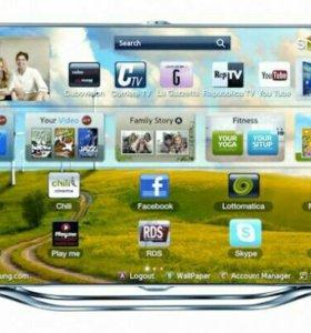 3D SMART TV Samsung UE40 ES8007U