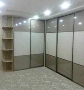 Мебель на заказ Шкафы-купе Кухни