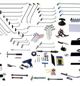 Комплект инструмента для удаления вмятин 123 пред.