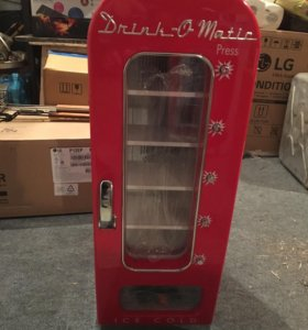 Холодильник для напитков банке