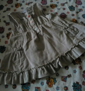Одежда для девочек 3-6 месяцев