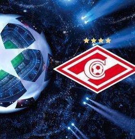 2 билета на футбол Спартак - Марибор 21 ноября