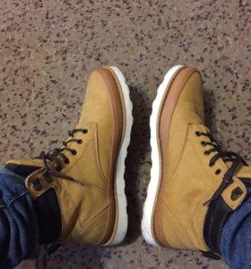 Новые ботинки фирмы PULL BEAR(качественные )