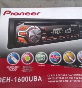 Pioneer DEH-1600UBA