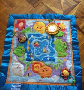 Продаю развивающий коврик
