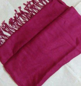 Новый яркий эффектный палантин/ шарф