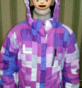 Куртка зимняя спортивная !