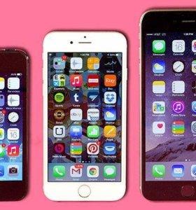 iPhone с гарантией.