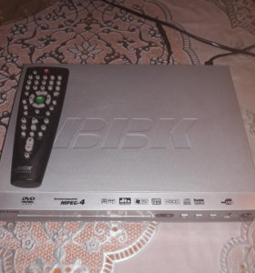 DVD Плеер BBK DVP 157SI