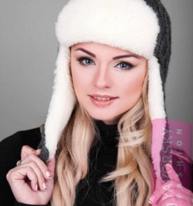Новая шапка-ушанка