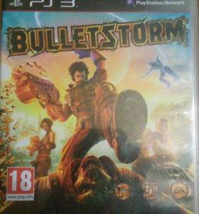 Игра Bulletstorm на ps3