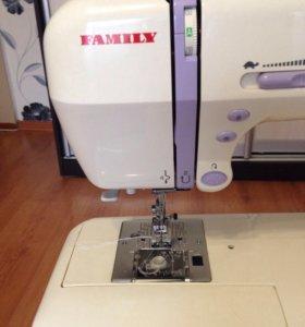 Машинка швейная FAMILY PLATINUM LINE 4500
