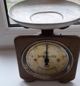 Весы бытовые 5 кг