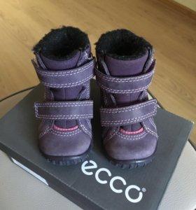 Детские ботинки Ecco, 19 размер