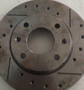 Тормозные диски Пежо и цетроен